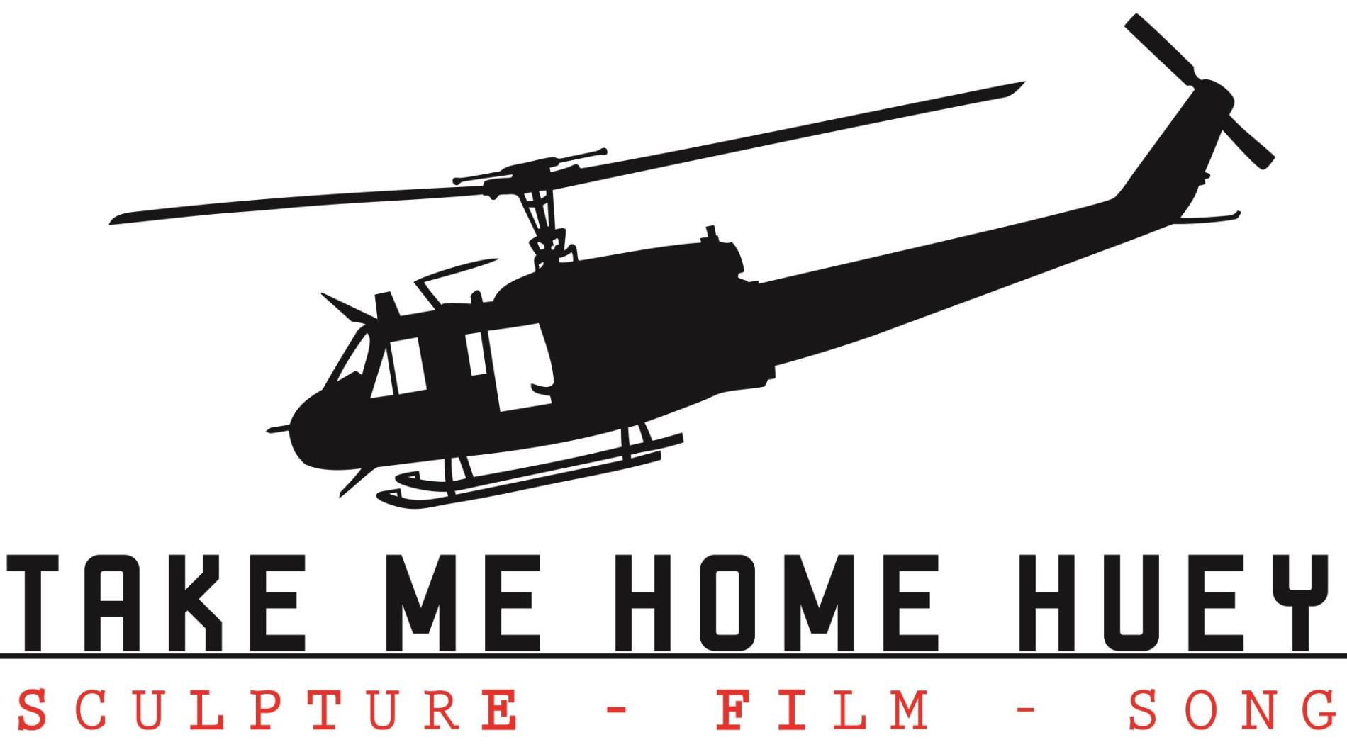 Take Me Home Huey Color Logo