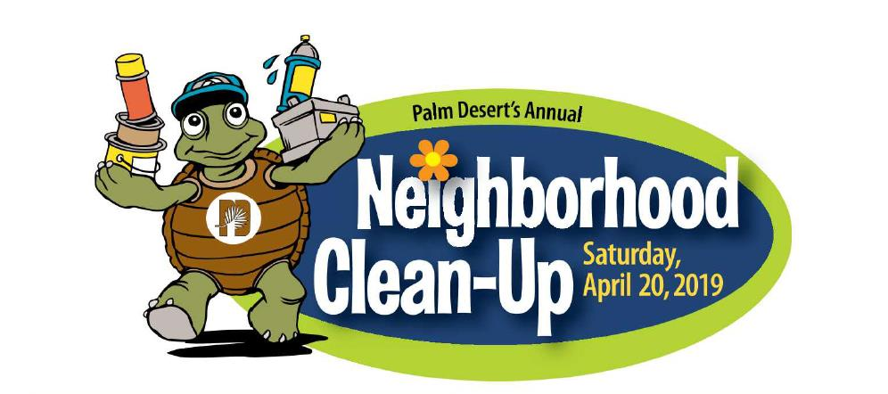 Neighborhood Cleanup Image