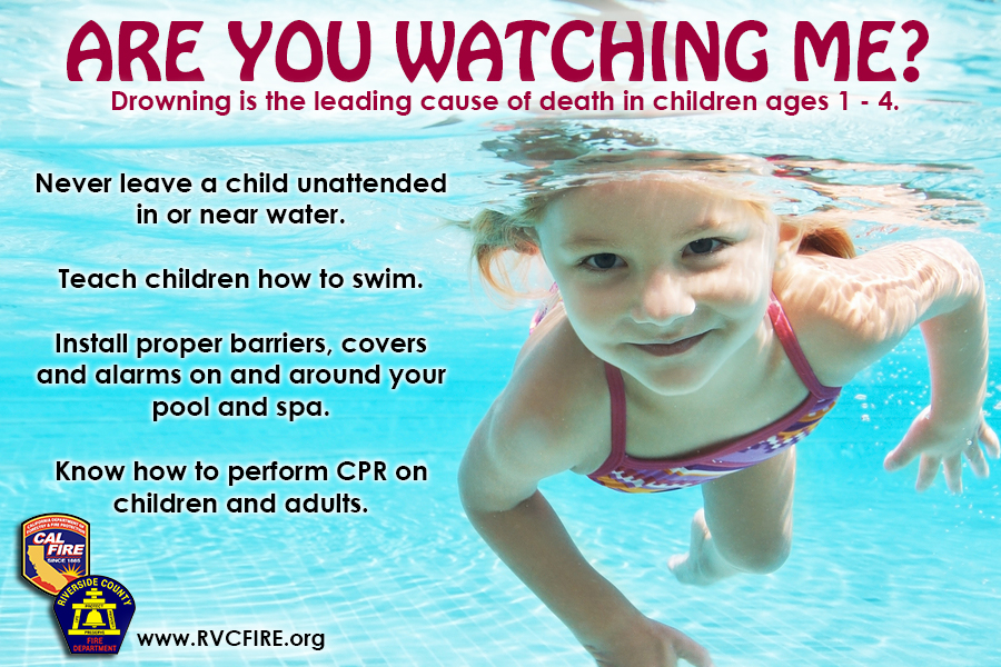 Are You Watching Me Drowning Prevention