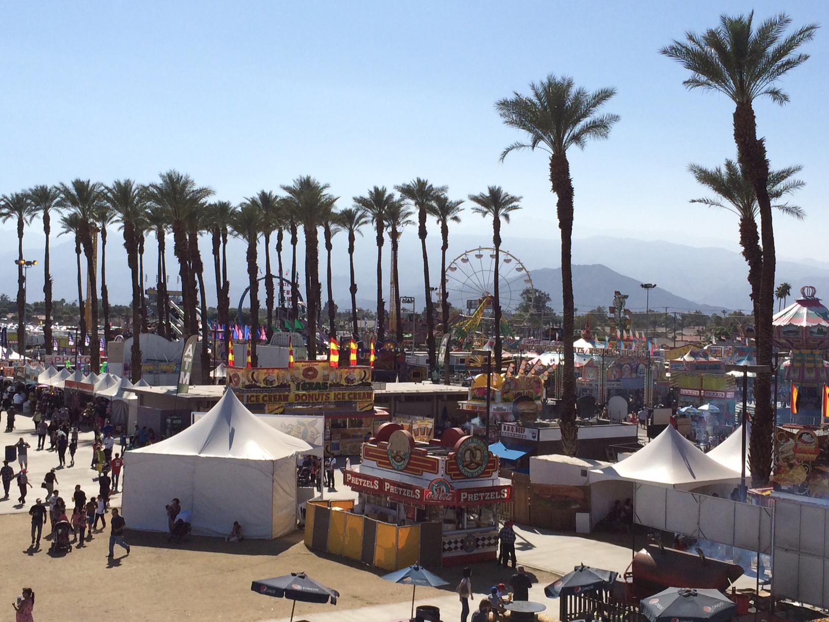 Riverside, California County Fairg